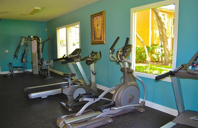 Windwood Oaks Apartments Fitness Center